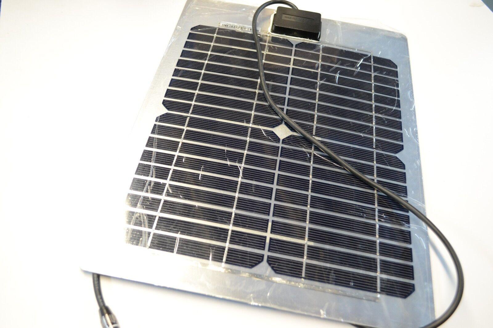 Solar Panel for most Viper & Lakestar Bait Boat Batteries 12v