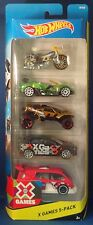 Hot Wheels Off-Road X Games 5-Pack - Free Shipping!