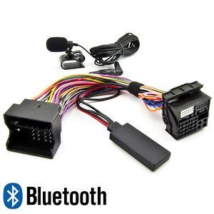 Bluetooth-Adapter-Ford-Fiesta-Focus-Kuga-Mondeo-Musik-MP3-Freisprecheinrichtung