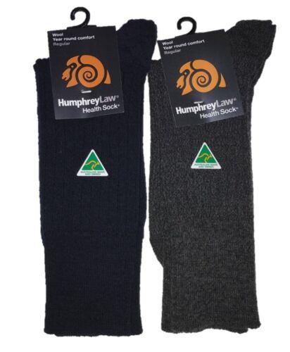 RRP 19.99 Humphrey Law Wool Mens Health Sock