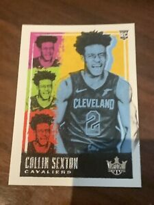 2018-19-Court-Kings-197-Collin-Sexton-RC-Rookie-Cavaliers