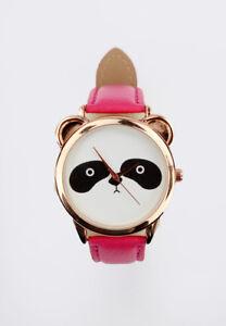 Panda-Like-Classic-Watch-Pink