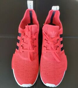 ADIDAS NMD R1 Core Red/Core Black-White