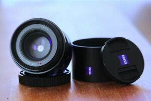 ZEISS LOXIA 50mm f/2 Planar T* SONY FE Alpha 7 a7 - MINT CONDITION