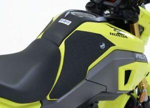 R-amp-G-Racing-Tank-Traction-Grips-for-Honda-Honda-MSX125-GROM-2016-CLEAR