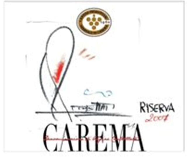 6 bt. CAREMA DOC RISERVA 2013