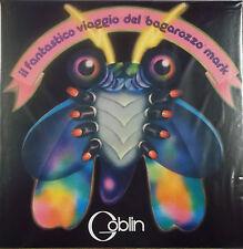 """Goblin – Il Fantastico Viaggio Del """"Bagarozzo"""" Mark LP AMS Cinevox Argento"""