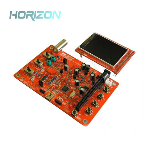 "2.4/"" Inch TFT DSO138 Digital Oscilloscope Acrylic Case SMD Soldered DIY Kit"