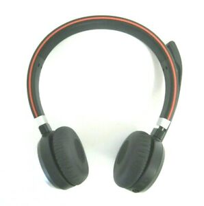 Jabra Evolve 65 Ms 6599 823 309 Stereo Bluetooth Wireless Headset 70 5 Ebay