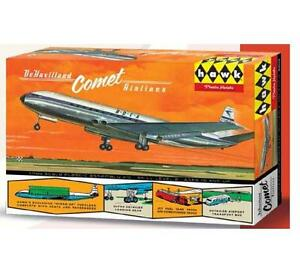 LINDBERG KITS  1:144   DeHavilland Comet British Airliner LIN512