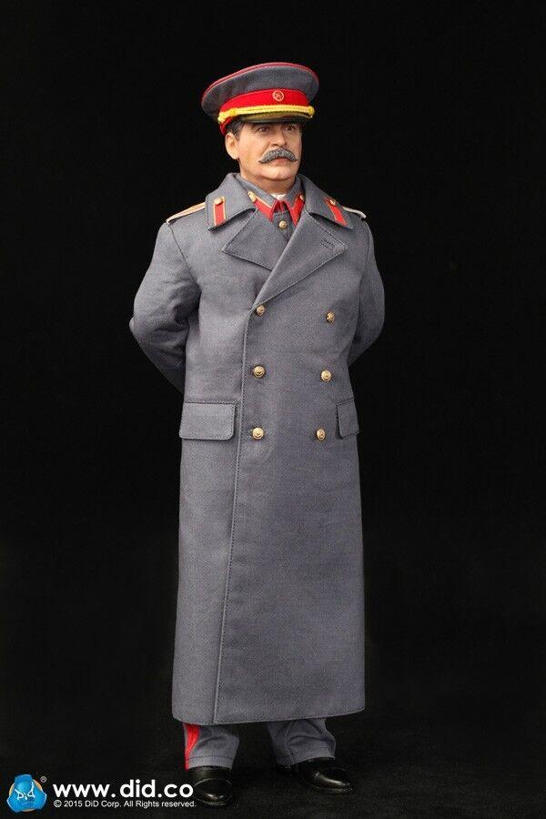 Dragon Sogni DID 3R 1/6 SCALA WW II RUSSO Josef Stalin