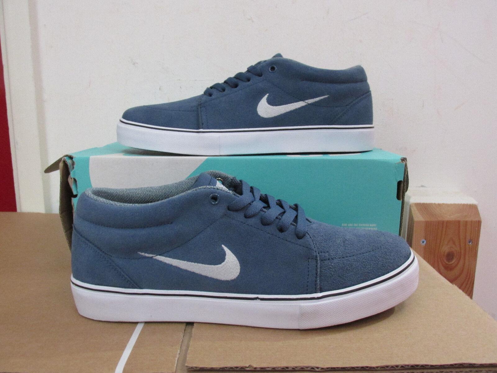 Nike Sb 599081 Satire Medio Hombre Zapatillas 599081 Sb 402 Zapatillas Zapatos  Liquidación a52e80
