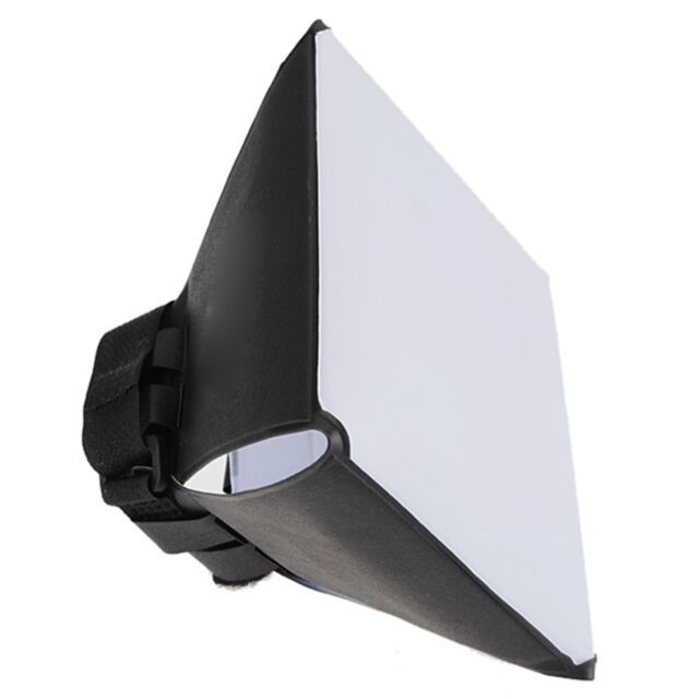 Flash Diffuser Soft Box for Canon 430EX II 580EX II 550EX 520EX 420EX Speedlite