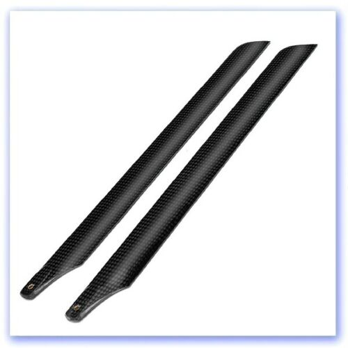 Heli Carbon Main Blades 325mm