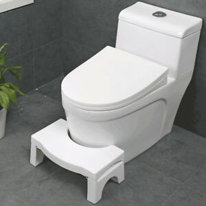 foldable bathroom stool bathroom toilet squat squatty potty stepimage is loading foldable bathroom stool bathroom toilet squat squatty potty