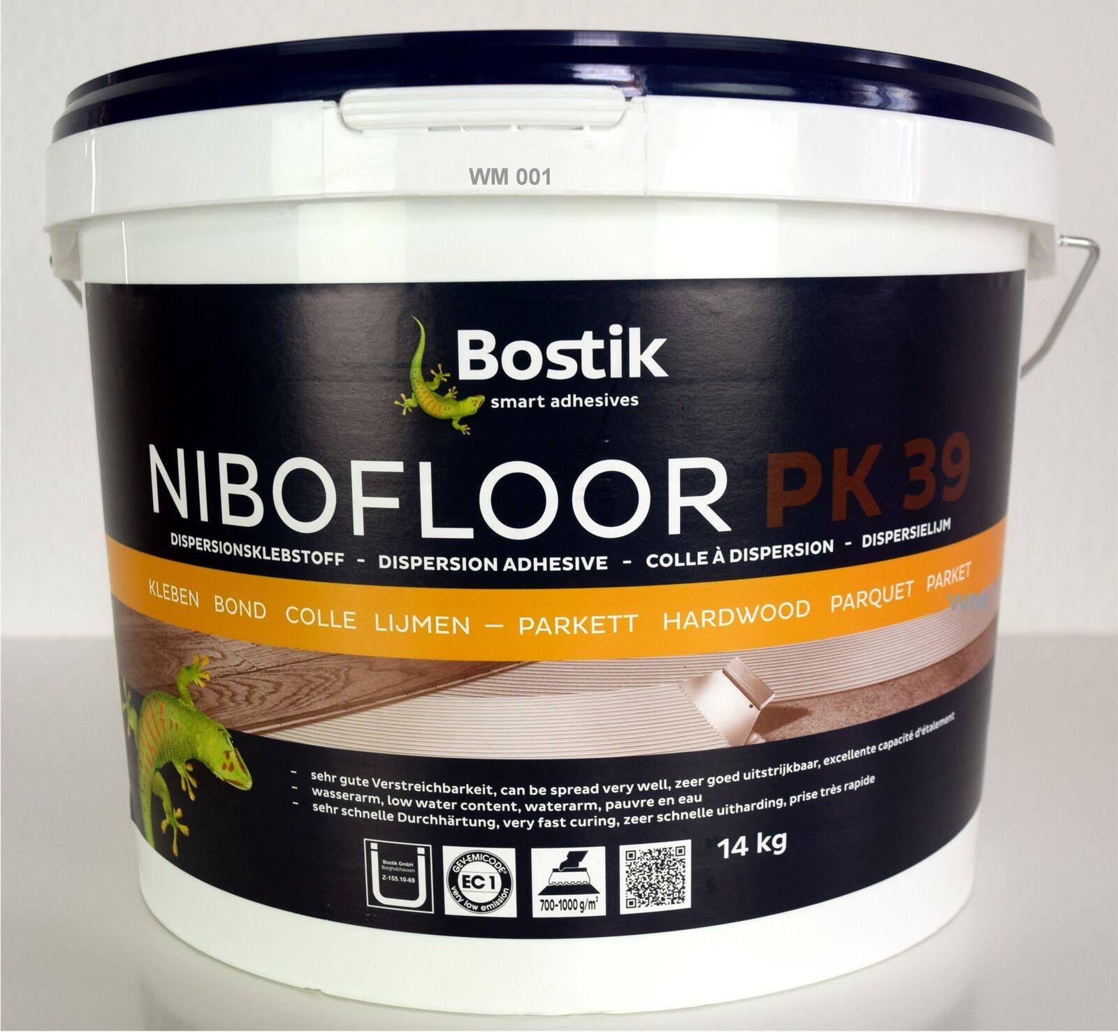 BOSTIK Nibofloor PK 39 Parkettkleber 14kg Parkettklebstoff Dispersionkleber für