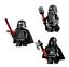 Custom-Star-Wars-mini-figures-minifigures-set-Vader-Anakin-Army-Mando-Yoda thumbnail 14