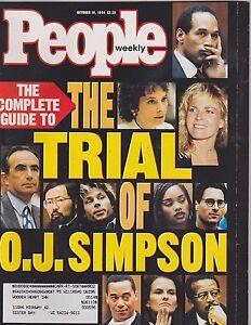 OJ Simpson Murder Trial
