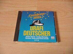 CD-Drafi-Deutscher-Goldene-Hits-1988-incl-Marmor-Shake-Hands-Cinder