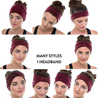 Headwear Dinosaur Sweatband Elastic Turban Sport Headband Outdoor Head Wrap