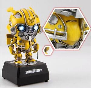 Transformers Bumblebee Bluetooth Speaker Movie Helmet