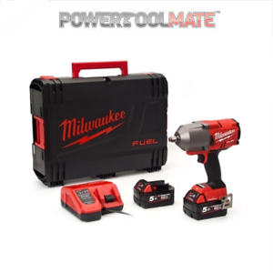 Milwaukee-M18ONEFHIWF12-502X-18v-2x5-0Ah-Li-ion-Fuel-1-2in-Friction-Ring-Impact