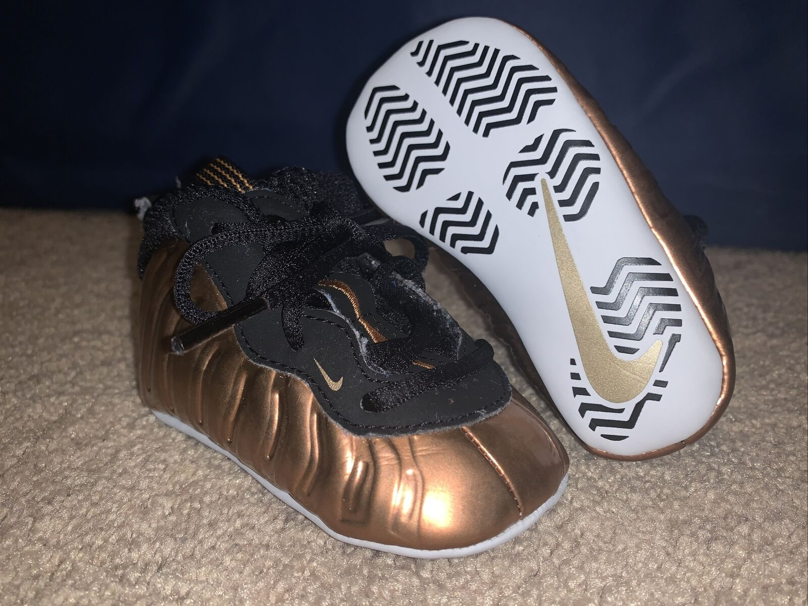 Nike Lil' Posite Pro One Crib Shoes