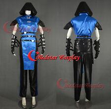 Mortal Kombat Cosplay Ninja Sub Zero Cosplay Costume - Custom-made in sizes