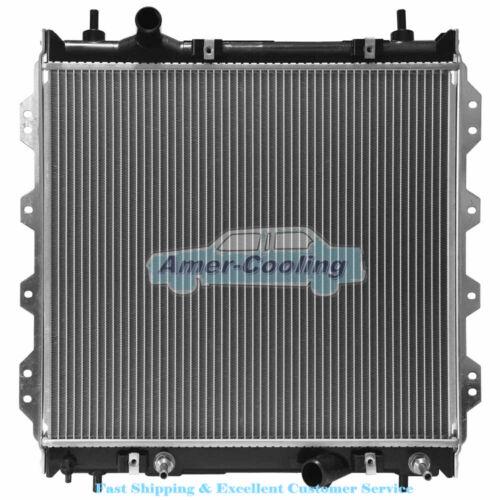 2298 Radiator For 2001-2010 Chrysler PT Cruiser 2.4l L4
