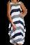 Ladies Summer Dress White Cotton Boho Midi Size 8 10 12 14 16