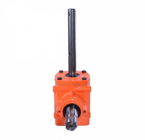 Düngerstreuer Winkelgetriebe Zapfwellenanschluß Winkel Getriebe Traktor Agrar