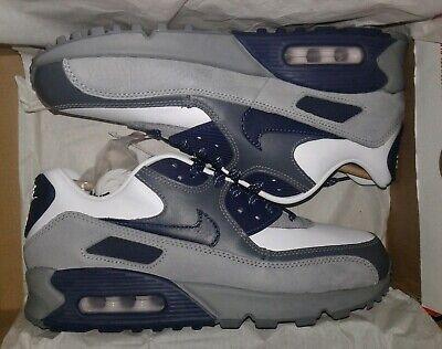 Nike Air Max 90 NRG 'Lahar Escape' CI5646-100 White/Neutral Indigo Size 7 193154600155 | eBay