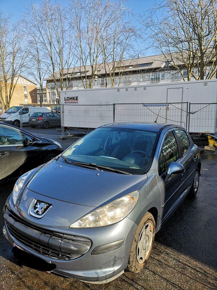 Peugeot 207, 1,4 XR+, Benzin