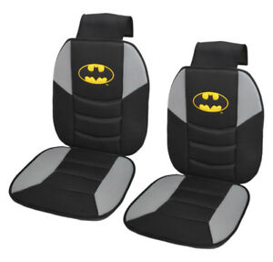 Image Is Loading Batman Car Seat Cover Padded Cushion Official DC