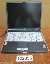 "Fujitsu Siemens Lifebook S7020 14"" Laptop,Pentium M,1Gb Ram,No HDD,Spare&Repair"