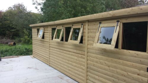 INFORMATION ON TIMBER GARAGES ONLY APEX AND PENTS