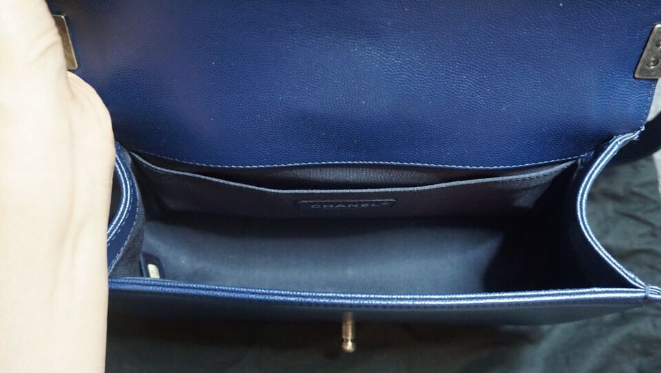 Crossbody, Chanel, andet materiale