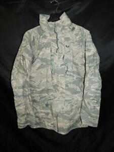 USAF-M-Long-Parka-All-Purpose-Environmental-Tiger-Stripe-Camouflage-APECS-Coat