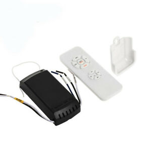 Universal-Ceiling-Fan-Lamp-Light-Timing-Wireless-Remote-Control-Receiver-Kit-US
