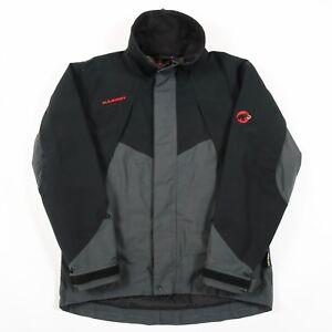 new style e5b62 4aad4 Details zu VGC MAMMUT GORE-TEX Waterproof Jacket | Men's S | Coat Parka  Rain Goretex Zip