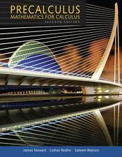 LOOSE LEAF Precalculus Mathematics for Calculus 7th Edition seventh edition