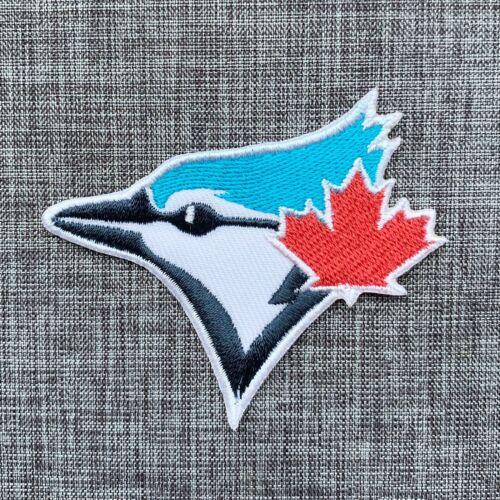 iron on patch Toronto Blue Jays Baseball Sport Embroidery Patch logo
