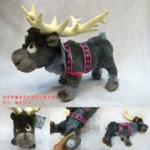 Frozen-Figuras-Reno-Felpa-Disney-Plush-Doll-Sven-Olaf-Elsa-30-CM-Reindeer-Anna