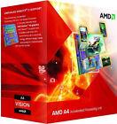 AMD A4 6300 3.7ghz Dual Core Socket Fm2 CPU Processor Power Usage 65w
