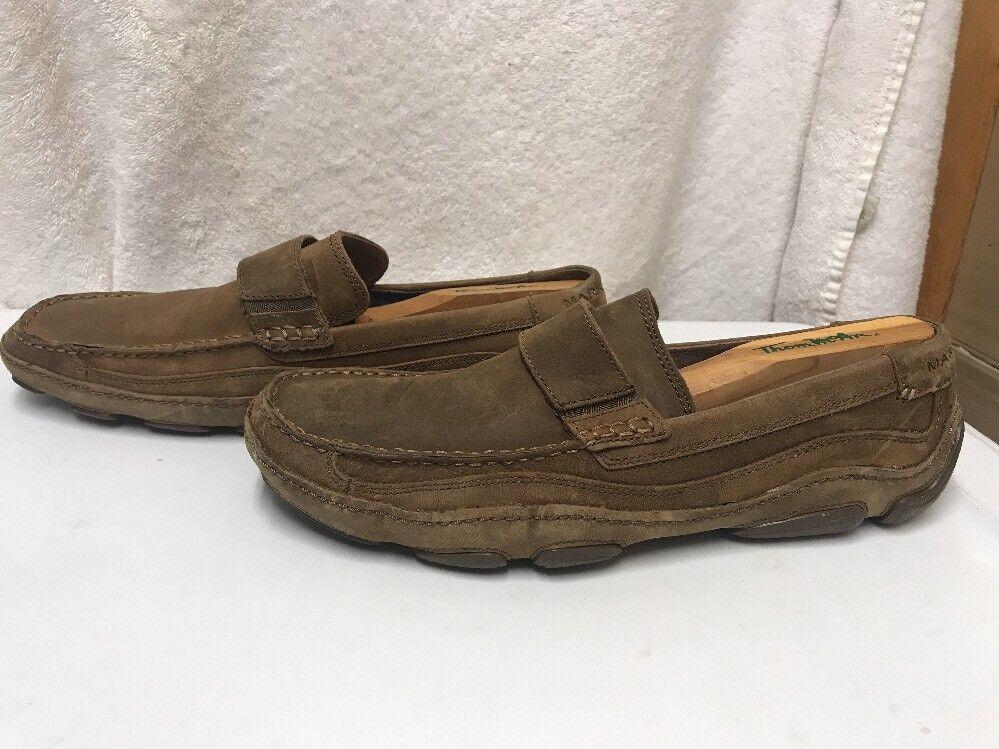 Mens Mark Nason Skechers Lambert Loafers Brown Size US 10.5 68197