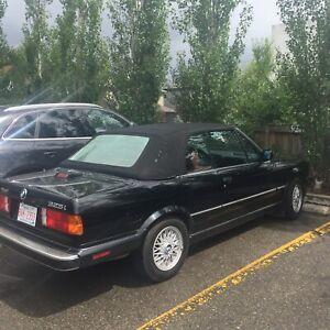 1987 BMW 325ci