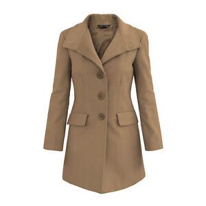 Cappotto-Donna-COATSANDCOATS-Modello-Atene-Wool-e-Cachemire
