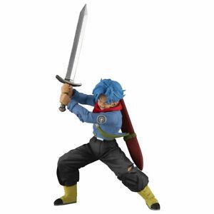 BANDAI Gashapon Dragon Ball Z HG 07 SOS From Future Blue Hair SSGSS Vegetto