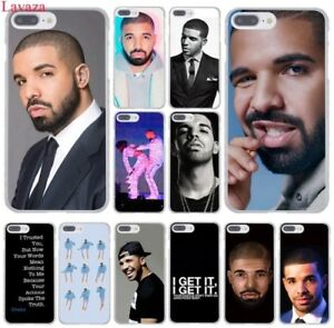 Drake-Phone-Case-Cover-iPhone-X-XS-XR-Max-8-7-6-Plus-5-4-Samsung-S9-S8-S7-Edge