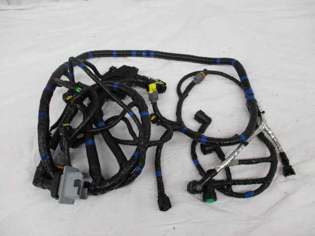 international 3005530c91 navistar maxxforce engine wiring harness assembly e9f Aircraft Wire Harness